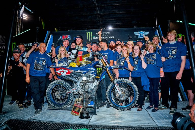 The Champions Choice for SX and MX!
